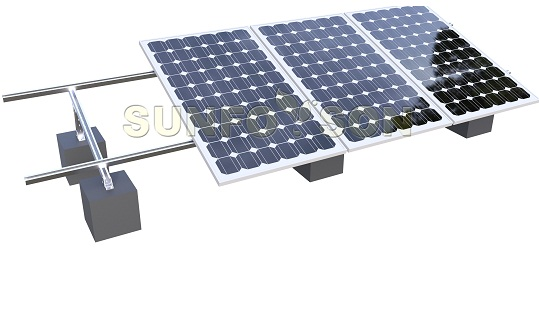 solar roof mounting brackets for panel installation
