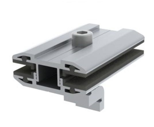 Sunrack Thin Film Module Clamps