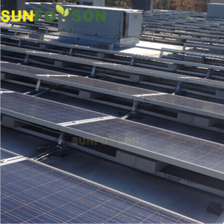 Solar Mounting Systems For Flat Roofs