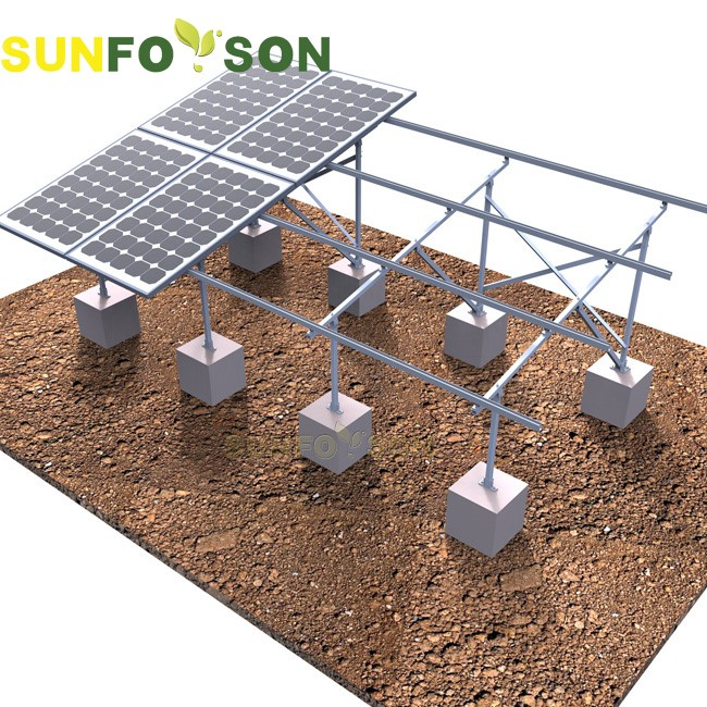 solar support structure