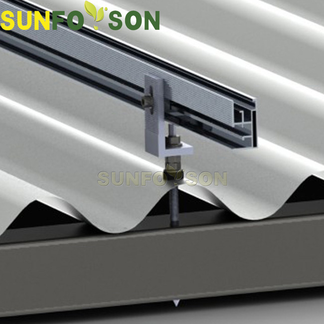 metal roof solar mounting systems,