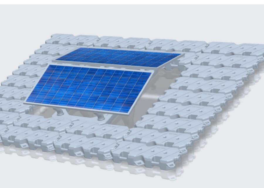 floating pv solar mounting system