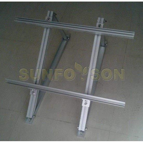 SunRack Triangular Mounting Support
