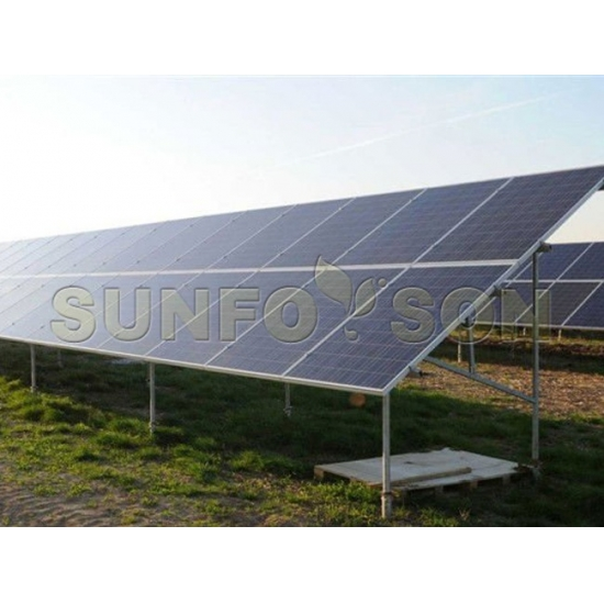 Ground Screw Solar Mounting Brackets