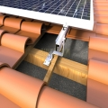 SunRack Pitched Roof Solar Mounting System