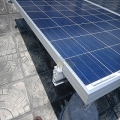 SunRack Fixed Angle Flat Roof Mounting System II