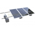 Carbon Steel  Flat Roof Mounting System