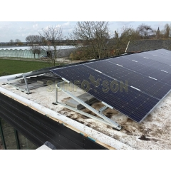 Flat Roof Ballast Mounting System