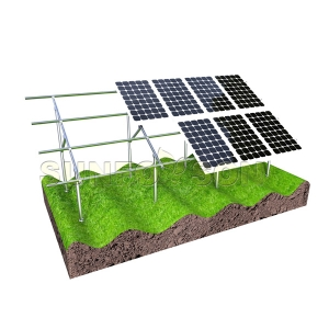 Photovoltaic Solar Ground Mounting Structures