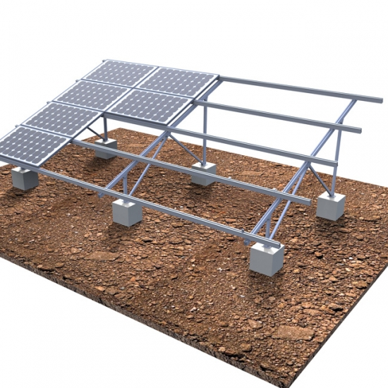 solar pv ground mounting