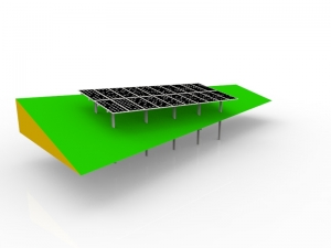 Ground Mount Solar Racking