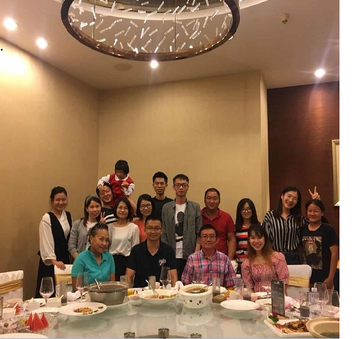 Our Thailand Colleague Come to China for Learning & Sharing