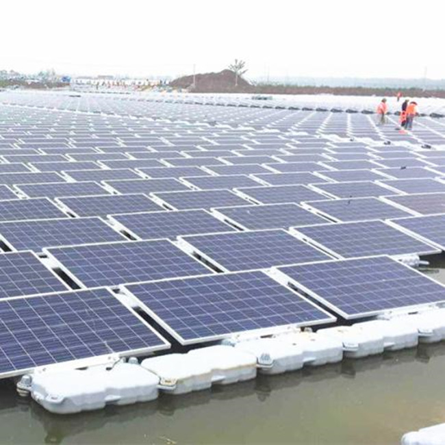 Highlights on solar floating mounting system